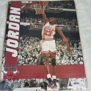 VINTAGE NEW 1990 MICHAEL JORDAN 16X20 POSTER